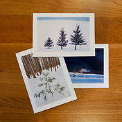 Winter Wonders Cards by Helen Collection