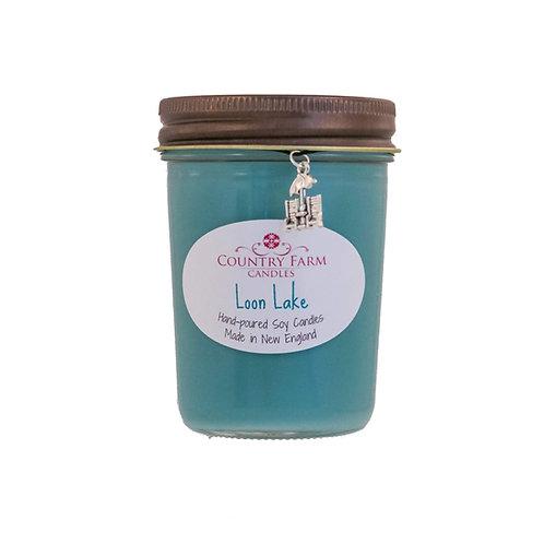 Loon Lake Charm Jar
