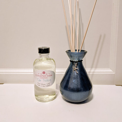 Tide Pooling Reed Diffuser Set