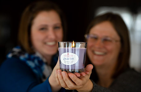 Lavender Candle with Us.jpg