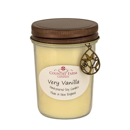 Very Vanilla Charm Jar