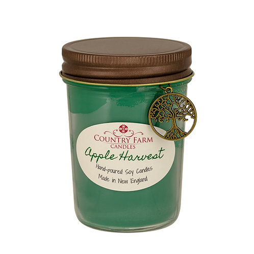 Apple Harvest Charm Jar