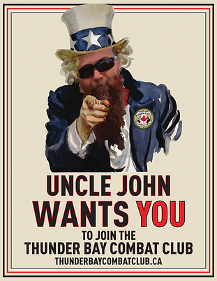 Thunder Bay Combat Club Membership