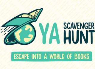 Welcome to the YA Scavenger Hunt!
