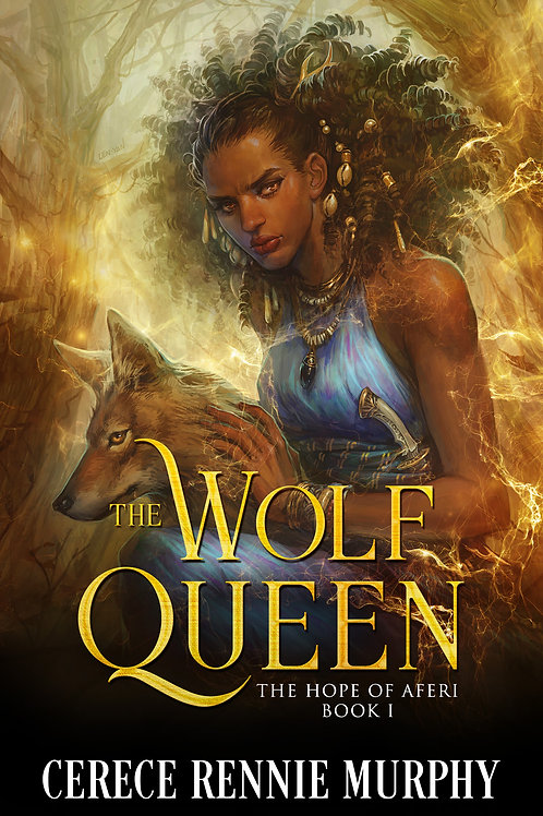 The Wolf Queen (Paperback Edition)
