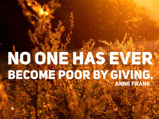 Give to Give