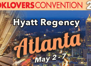 Where I'll Be at RT (aka the RT Booklovers Convention in Atlanta)!