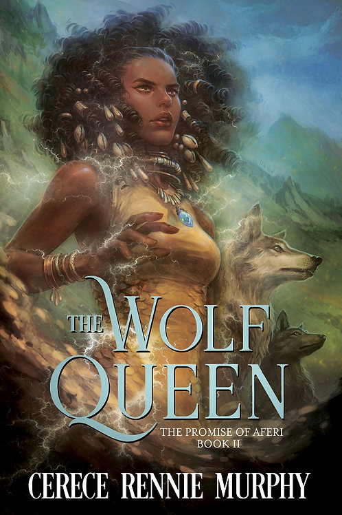 The Wolf Queen, Book II (Paperback Edition)