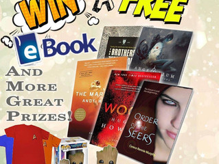 The GREAT Giveaway....