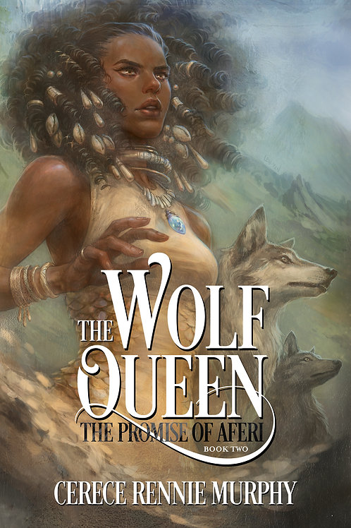 The Wolf Queen, Book II (Special Edition)