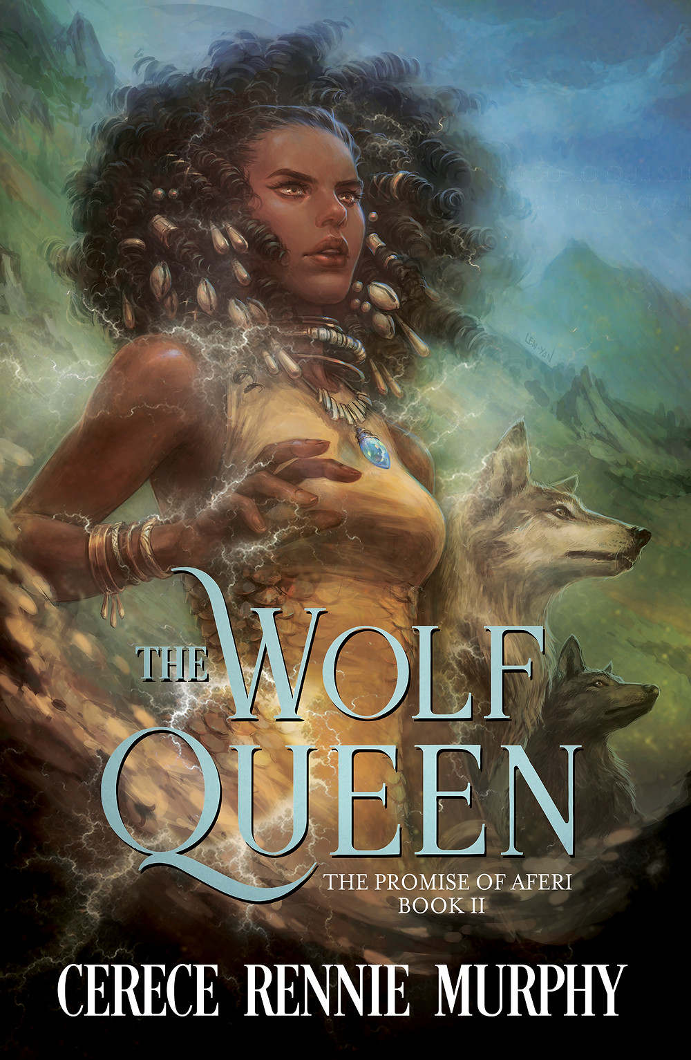 The Wolf Queen: The Promise of Aferi (Book II)