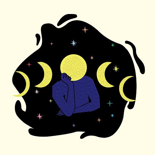 Late Night Moon Hangout