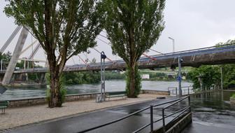 Brücke Schaffhausen