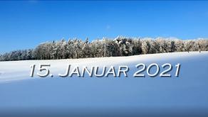 Winterwanderung Bülach CH
