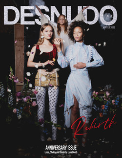 Desnudo Italia Cover