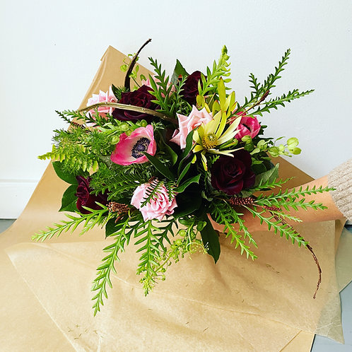 """""""Sweep Me  Off My Feet"""" Bouquet"""