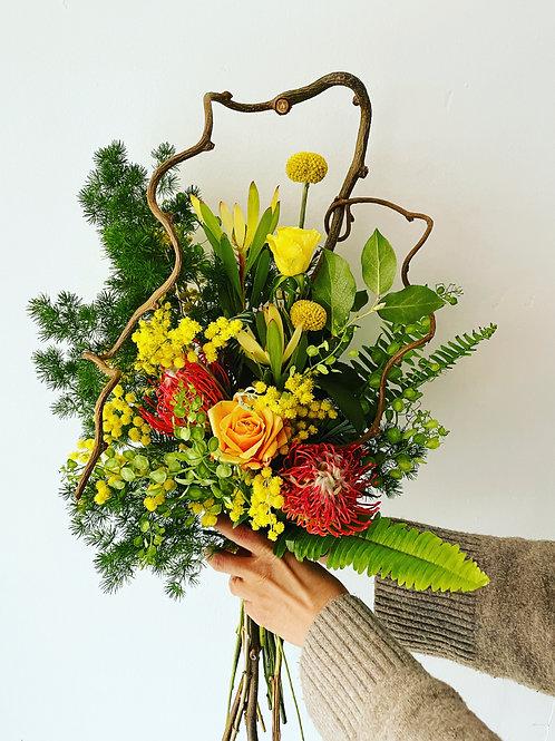 """I Dig You"" Bouquet"
