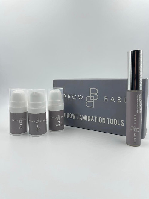 Home Lamination Kit by Brow Babe