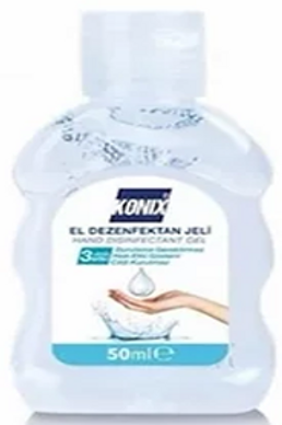 50ml Hand Sanitiser