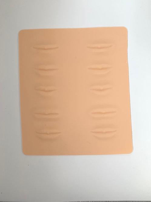 SPMU Lip Practice Skin