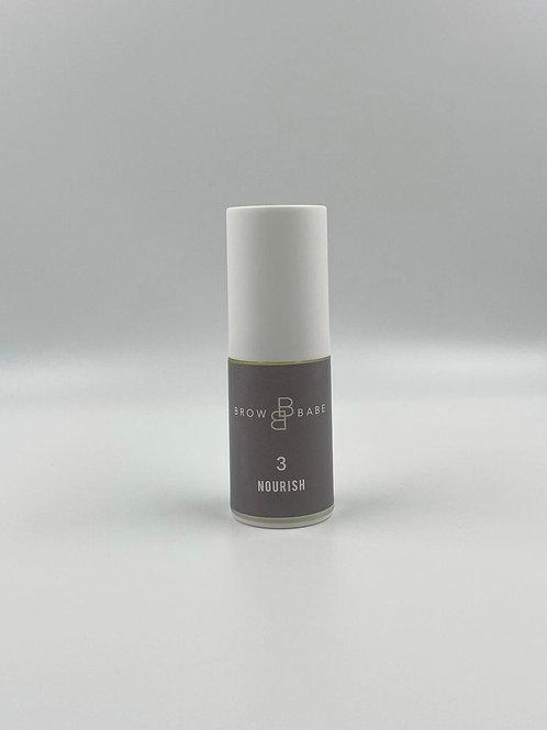 Brow Lamination – 20ml Bottle – Nourish