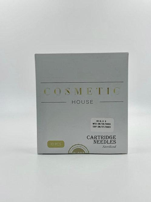 Box of 10 Cartridge Needles