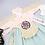 Thumbnail: 雲雀ワッペンのタンウィ∔ナルゲチマ 100日用セット商品