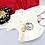 Thumbnail: 花金箔サスンタンウィ+赤チマ トルチャンチセット 1歳用