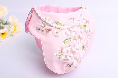花柄刺繡 チョバウィ