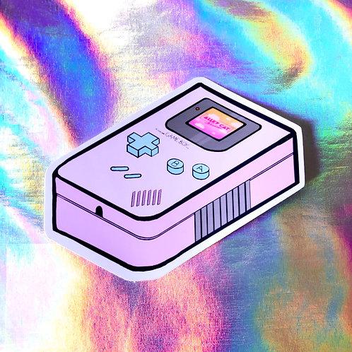 """Classic Gameboi - 3"""" Sticker"""
