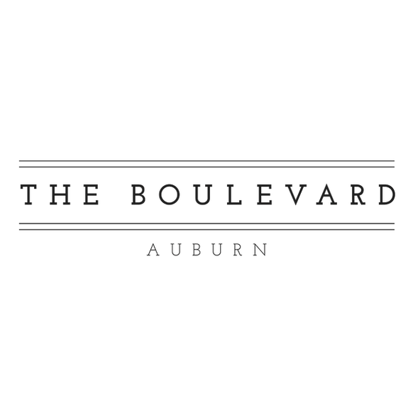 The Boulevard Auburn - Logo Design
