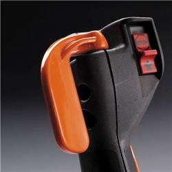 Thumb-operated throttle