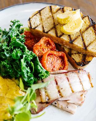 Organic breakfast Adelaide.