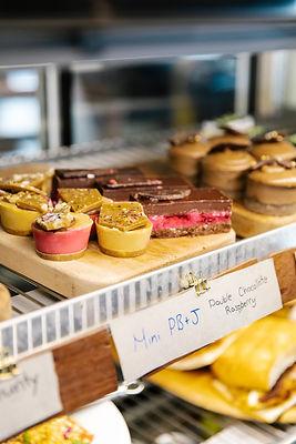 Vegan, healthy desserts Adelaide.