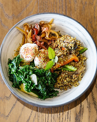 Vegetarian breakfast Adelaide.