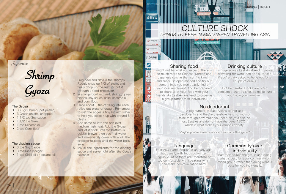 Blooming Magazine Issue 1 - page 24 and