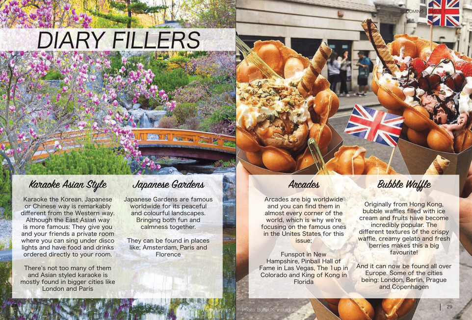 Blooming Magazine Issue 1 - page 28 and