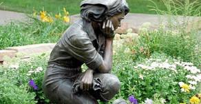 Todo consultório de um terapeuta é um verdadeiro jardim!