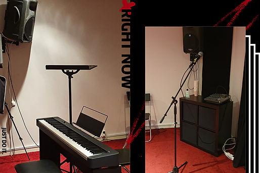 voice lessons professional music studio