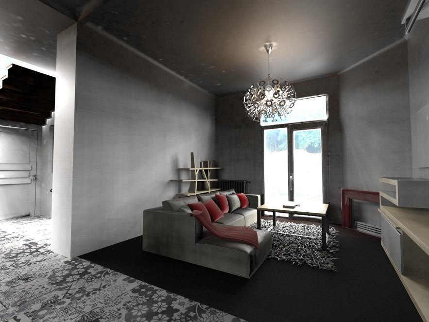 intérieur de maison