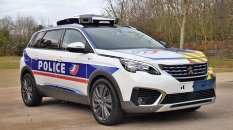 véhicule de patrouille du futur