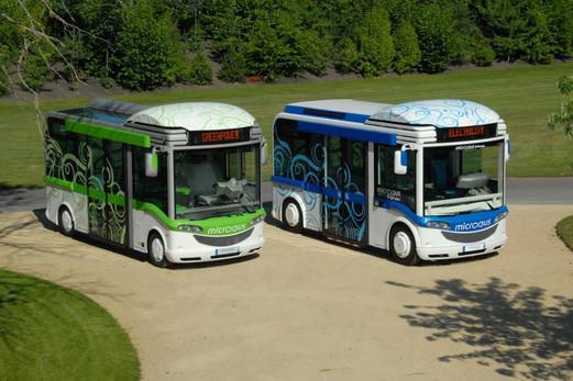 Bluebus electrique et thermique