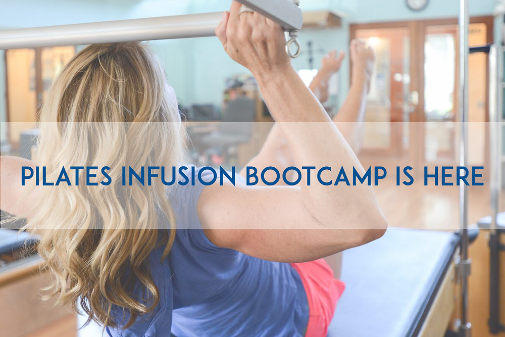 Pilates Infusion Bootcamp