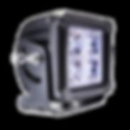 Conheça o farol classe S Azul para pulverização