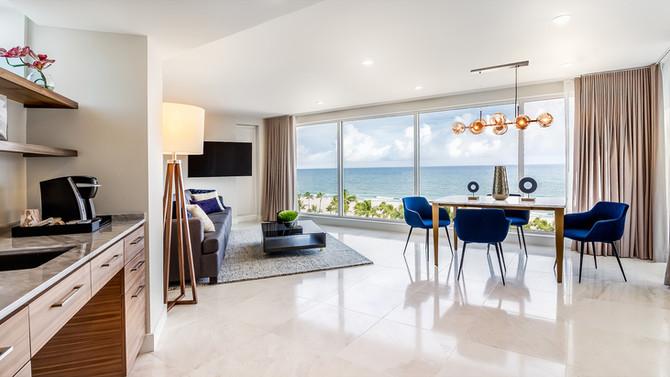Peek inside the new B Ocean Resort, Fort Lauderdale after its extensive renovation
