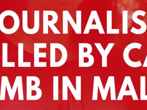 A4E condemns the brutal assassination of journalist Daphne Caruana Galizia and extends sincere condo