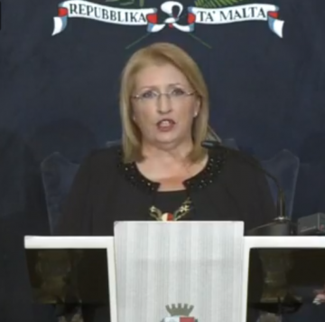 President of Malta advocates for the Nordic model in her Republic day speech