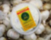 Gourmet Garlic Condiment and Sauce