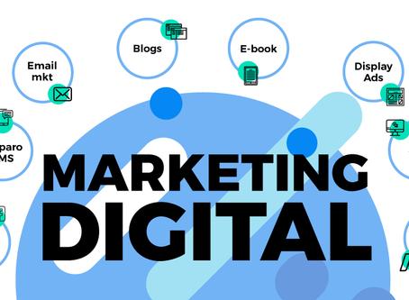 8 ferramentas/estratégias de marketing digital para você utilizar na sua empresa