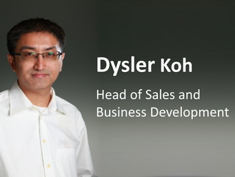 Welcoming our New Head of Sales and Business Development